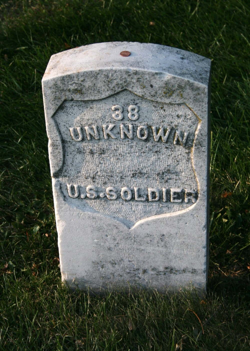 Unknown Soldier Marker2