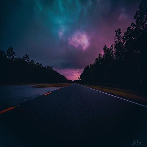 strange road